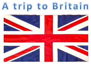 A trip to Britain