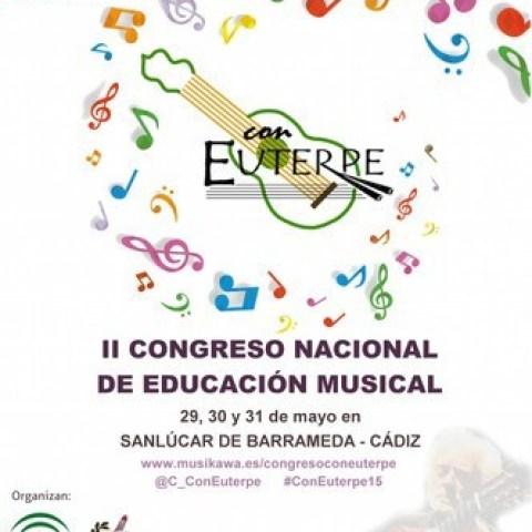 II Congreso Nacional de Educación Musical