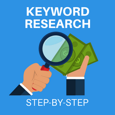 Step by step keyword research for beginners