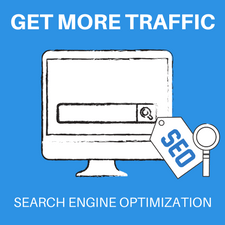 Drive traffic with search engine optimization