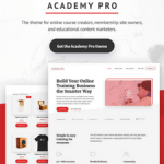 Academy Pro WordPress Theme is the Best for Online Courses [Genesis]