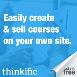 Thinkific course creation