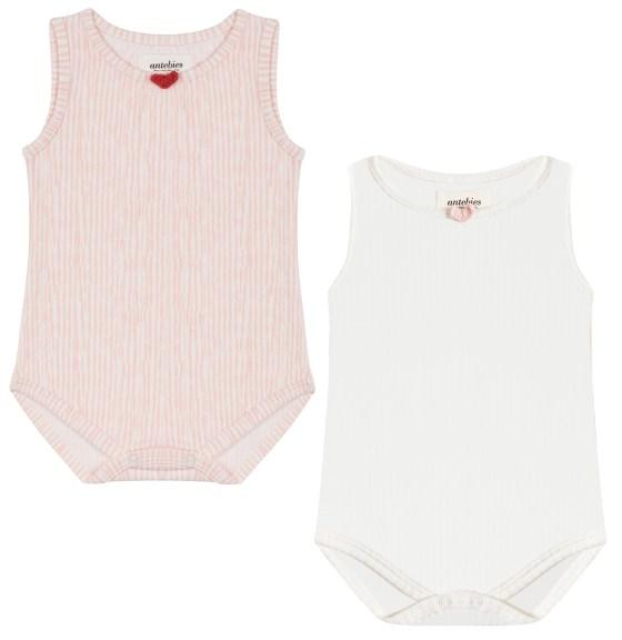 pink&white body