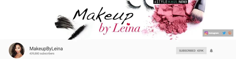 Makeup by Leina