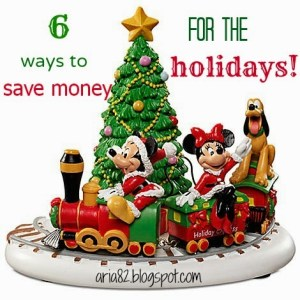 6 Ways to Start Saving for Christmas NOW!!