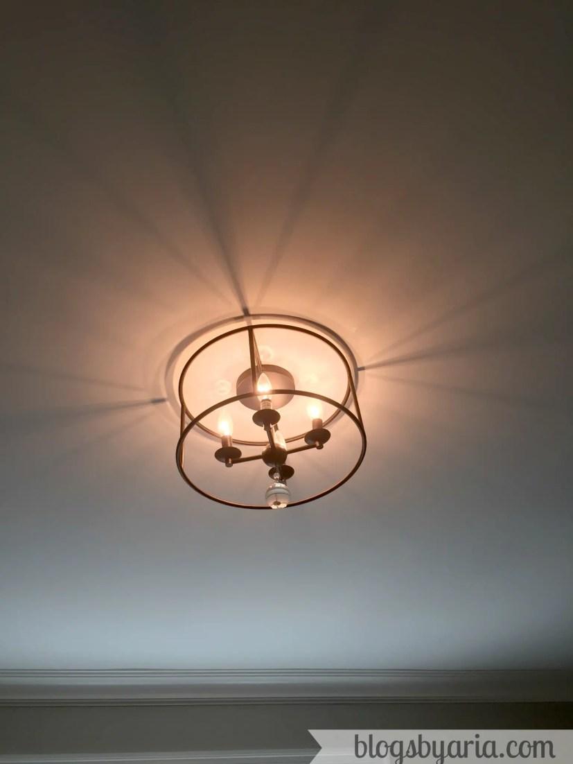 flush mount lighting