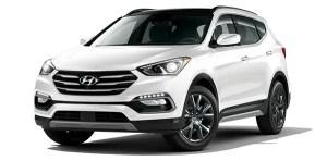 Hyundai Sante Fe Sport vs Kia Sportage