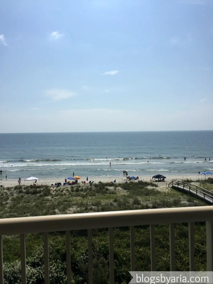 Carolina Beach views