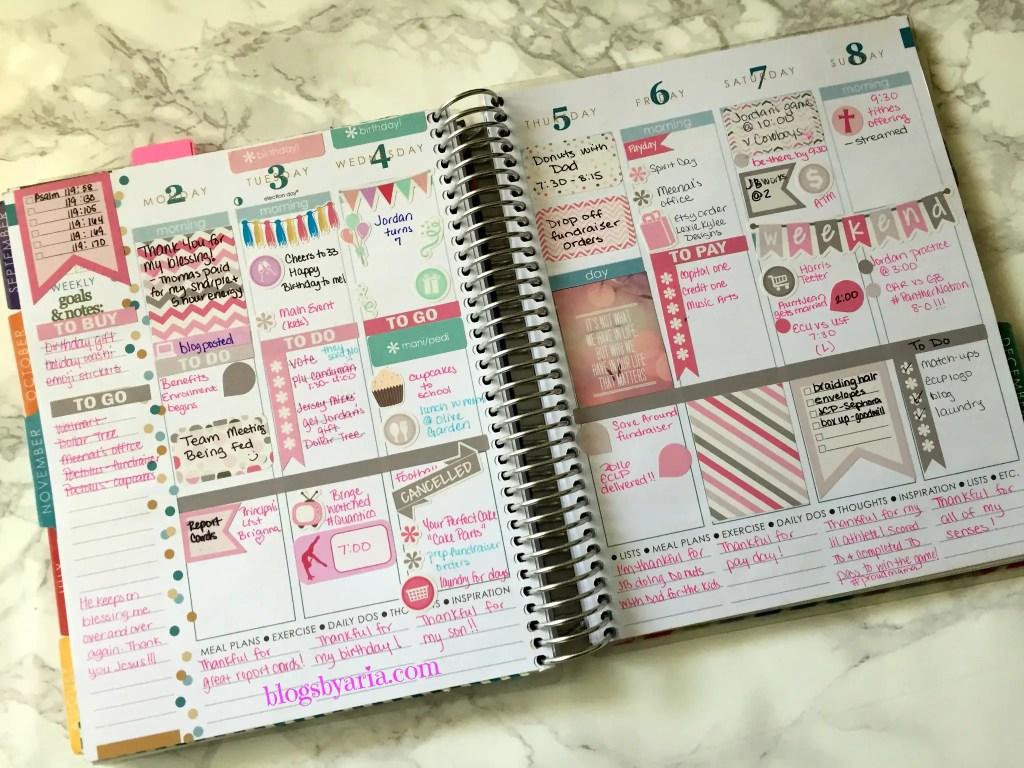 Libbie & Co planner kit