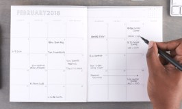 On the Hunt: My Blog Planner