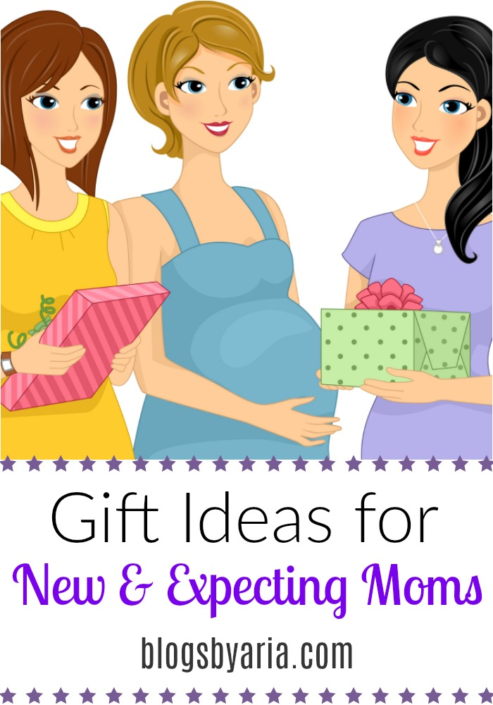 Gift Ideas for New and Expecting Moms