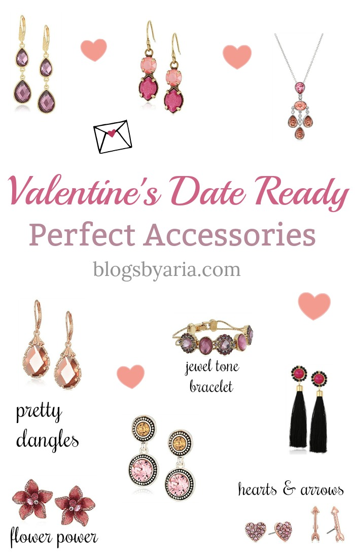 Valentine's Date Ready Perfect Accessories