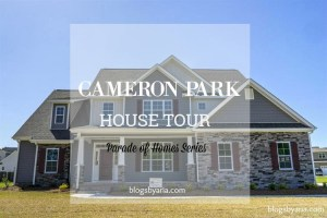 Cameron Park House Tour