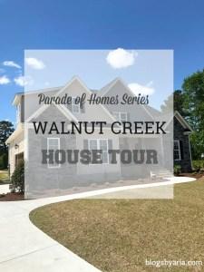 Walnut Creek House Tour