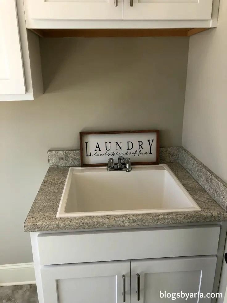 #laundryroom sink
