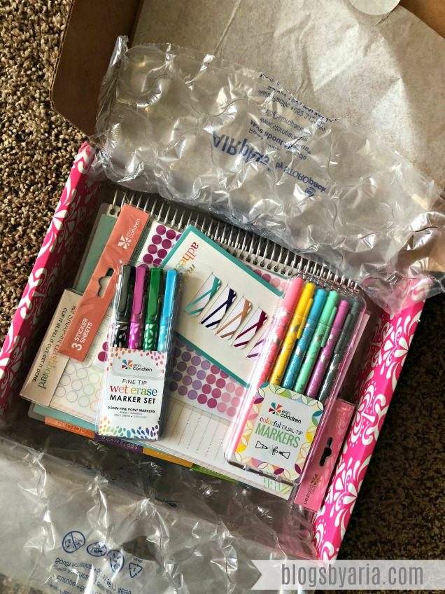Erin Condren Happy Mail!!! the best kind of happy mail!!