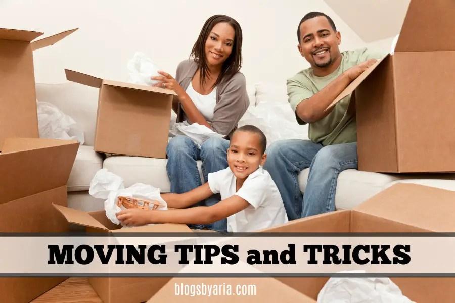 Moving tips and tricks #movingtips #movingtricks