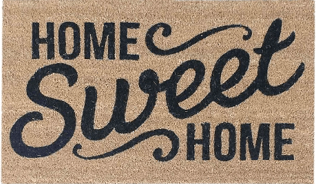 Threshold Home Sweet Home Door Mat from Target