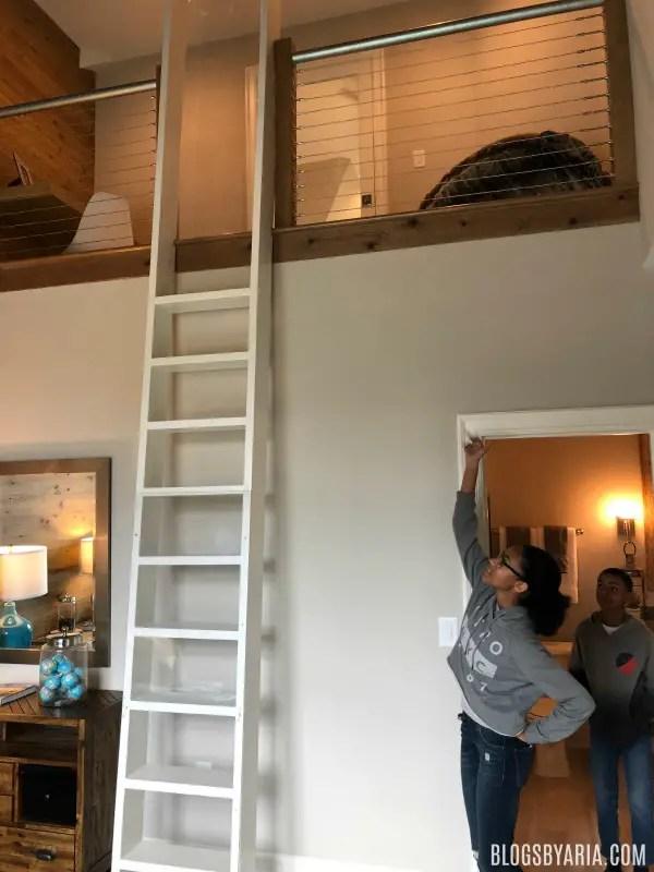 kids loft hideaway
