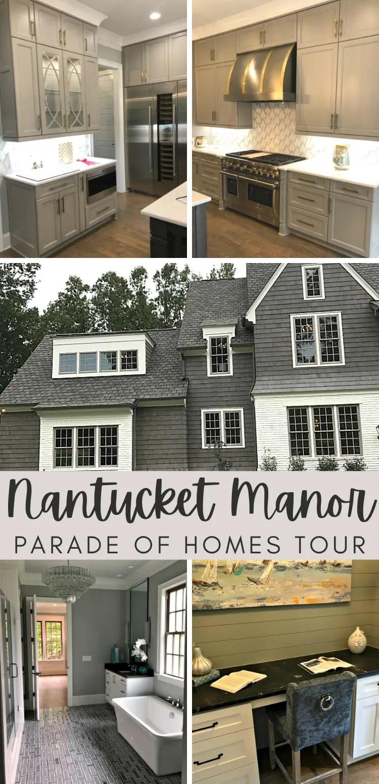 Nantucket Manor Parade of Homes Tour