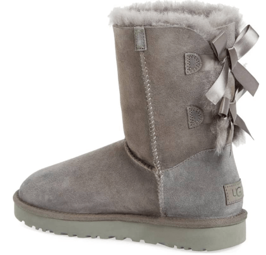 These super cute UGG Bailey Bow II boots are the perfect gift for your tween or teen girl.