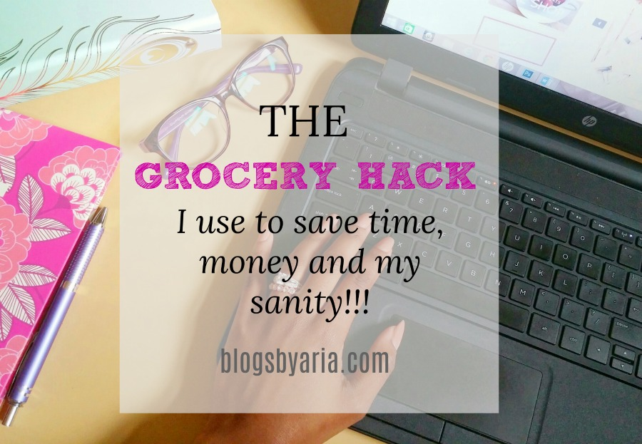The Grocery Hack I use to save time, money and my sanity!! It's true!!