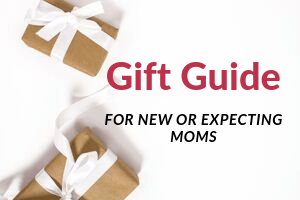 New Mom gift guide expecting moms