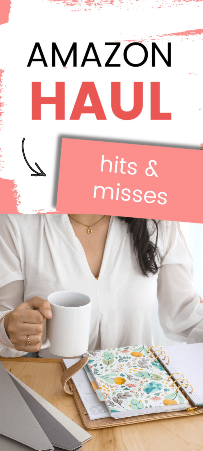 Amazon Haul Hits and Misses