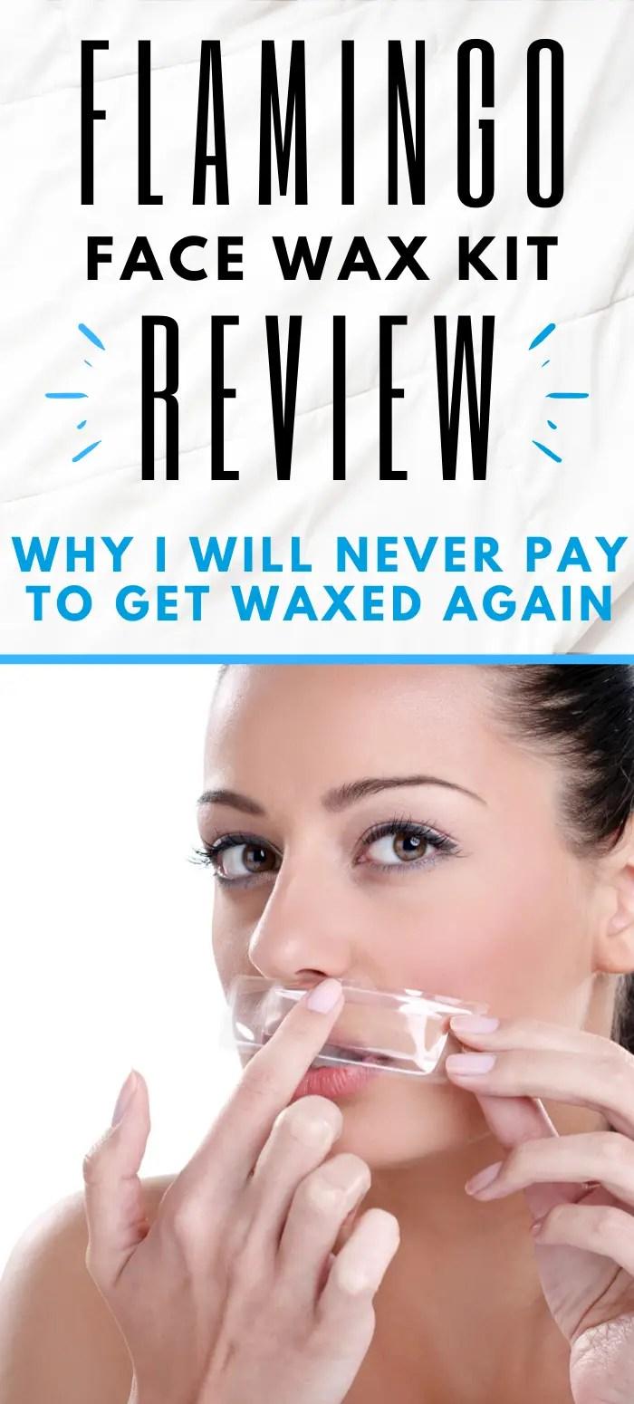 Flaming Face Wax Kit Review