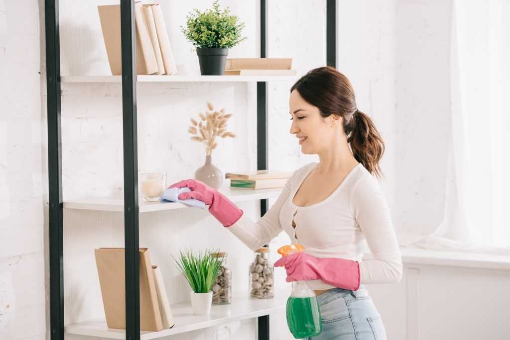tips to keep a clean home