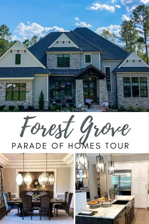 Forest Grove Parade of Home tour