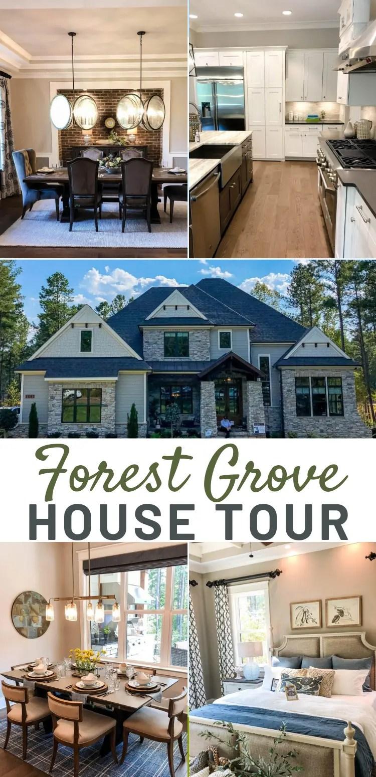 Forest Grove House Tour