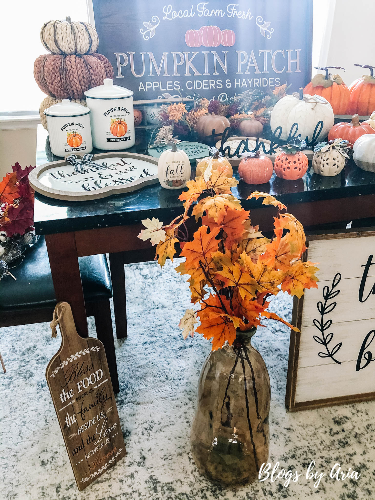 massive fall decor haul