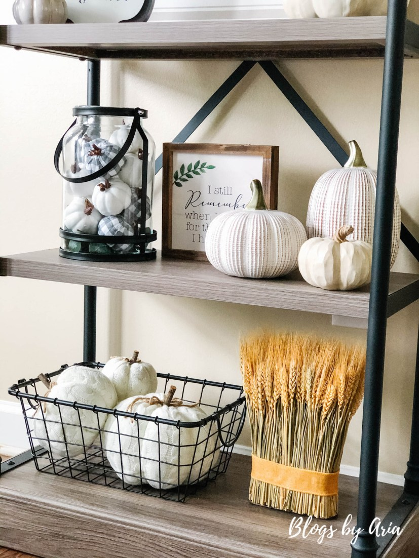 neutral fall decorating ideas