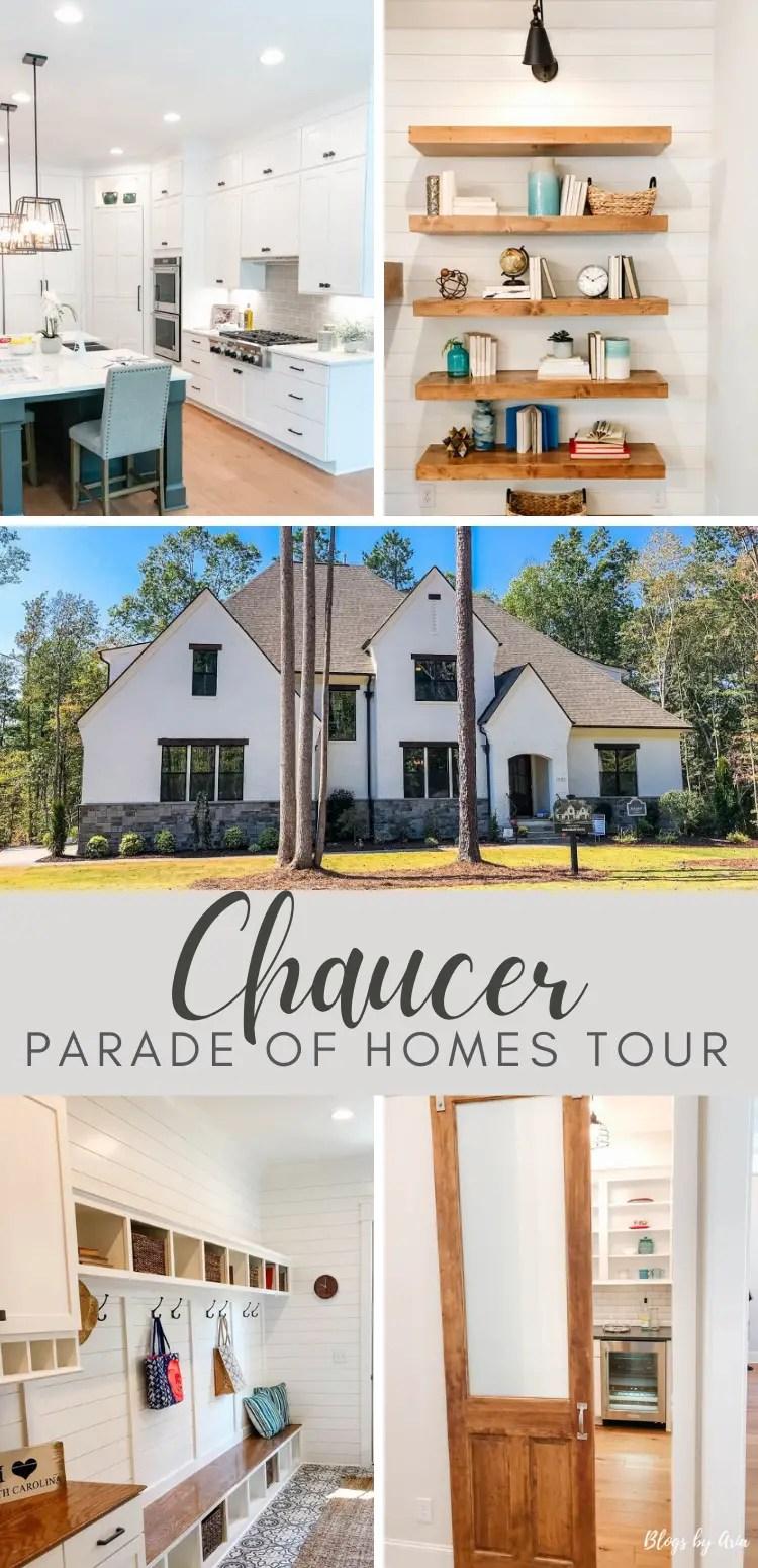 Chaucer Parade of Homes Tour