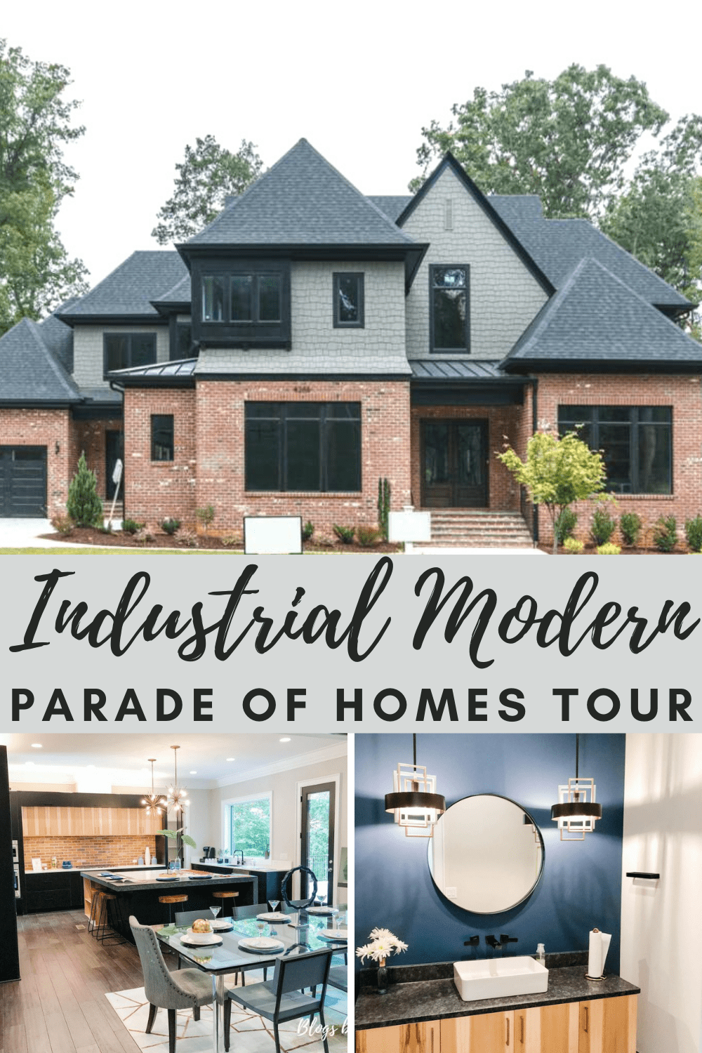 Industrial Modern Parade of Homes Tour