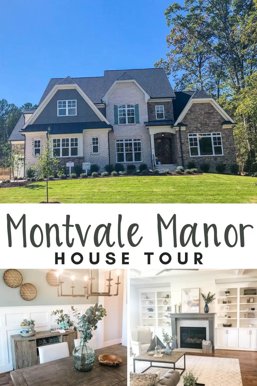 Montvale Manor Tour