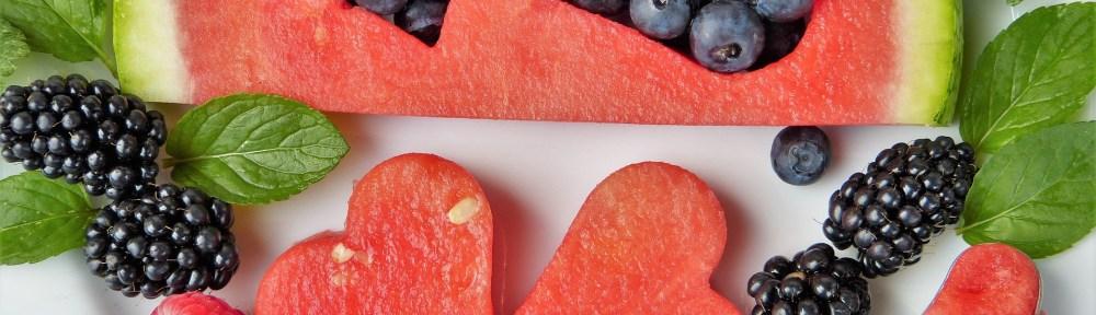 fris eten watermeloen fruit