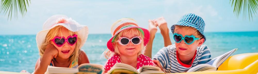 vakantie boek lezen
