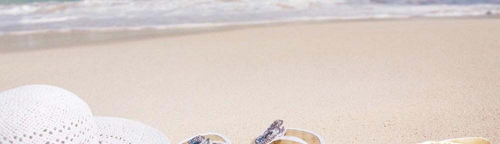 Zomer Strand Zee