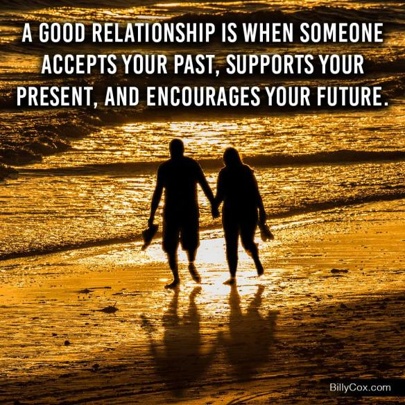A Good Relationship
