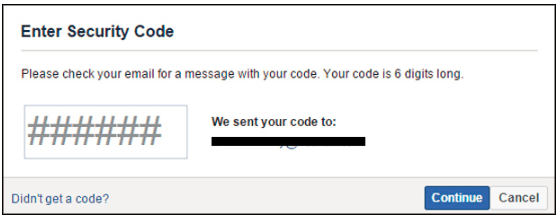 What Is My Password For Facebook - I forgot my Facebook password