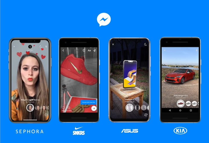 Facebook App And Messenger Coming New Features