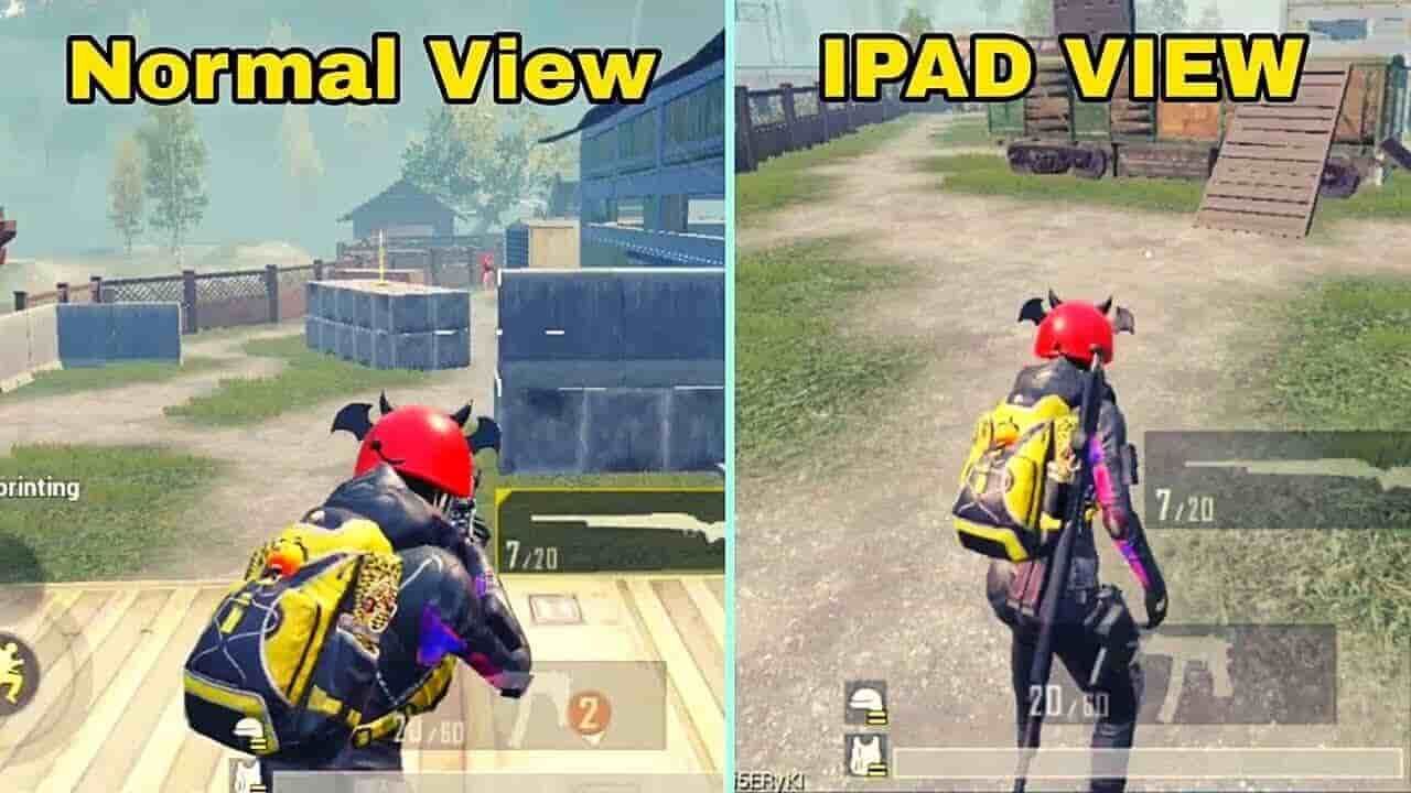 How to Make iPad view in PUBG Mobile 2021 (100% Full Guide)