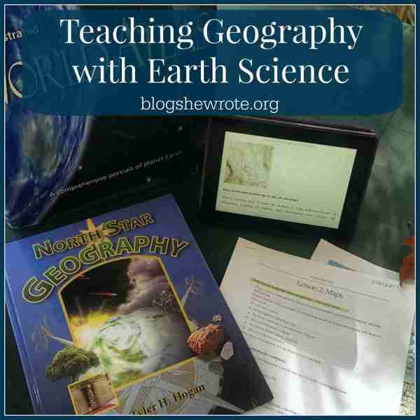 Teaching Geography With Earth Science
