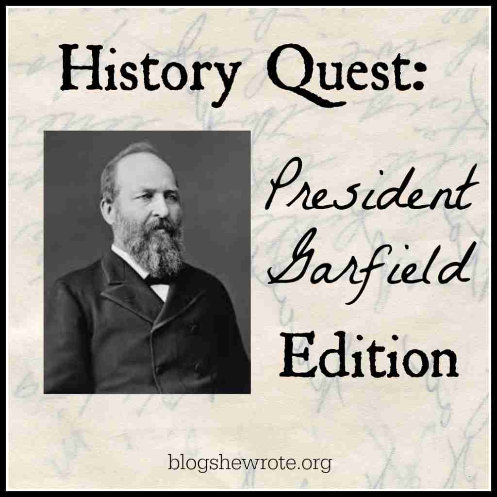 History Quest President Garfield Edition