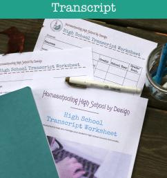 How to Start a Homeschool High School Transcript - Blog [ 1500 x 1000 Pixel ]