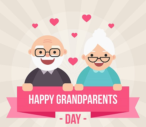Happy Grandparents Day 2017