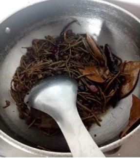 Spices of Ker Sangri Kumtha