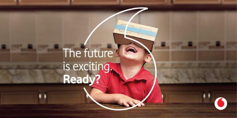 Vodafone Future is Exciting
